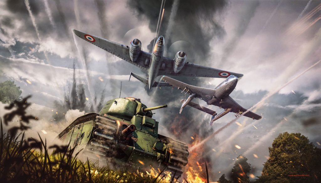 War Thunder HD Wallpapers New Tab