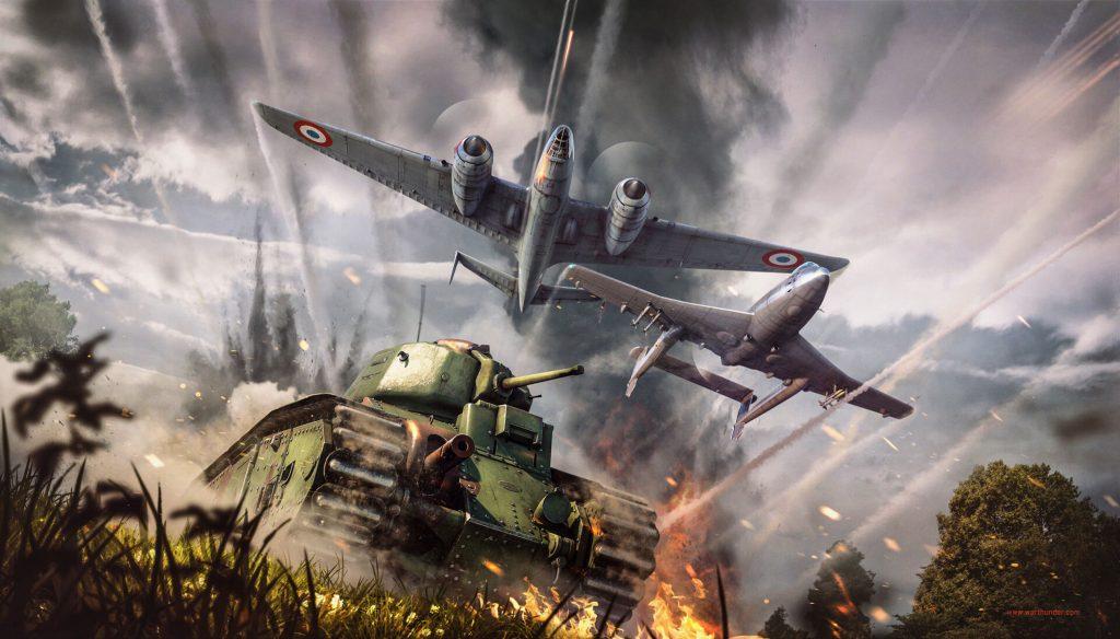 War Thunder HD Wallpapers New Tab