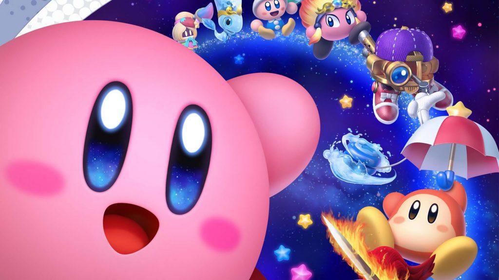 Kirby HD Wallpapers New Tab