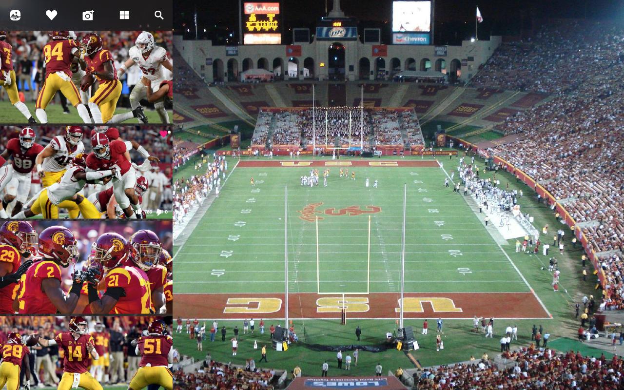 USC Trojans Football