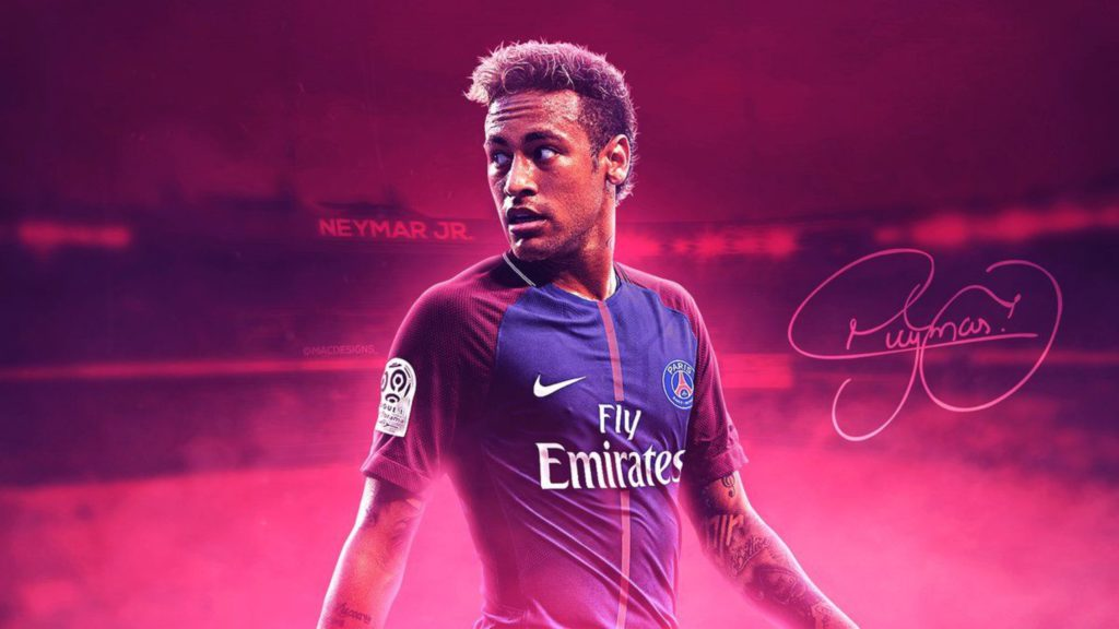 Neymar HD Wallpapers New Tab Theme