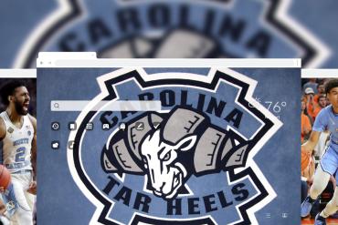 North Carolina Tar Basketball vcf