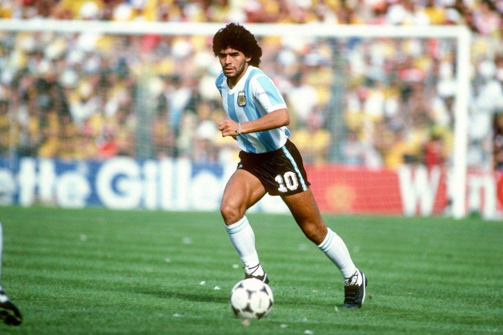 Diego Maradona HD Wallpapers New Tab