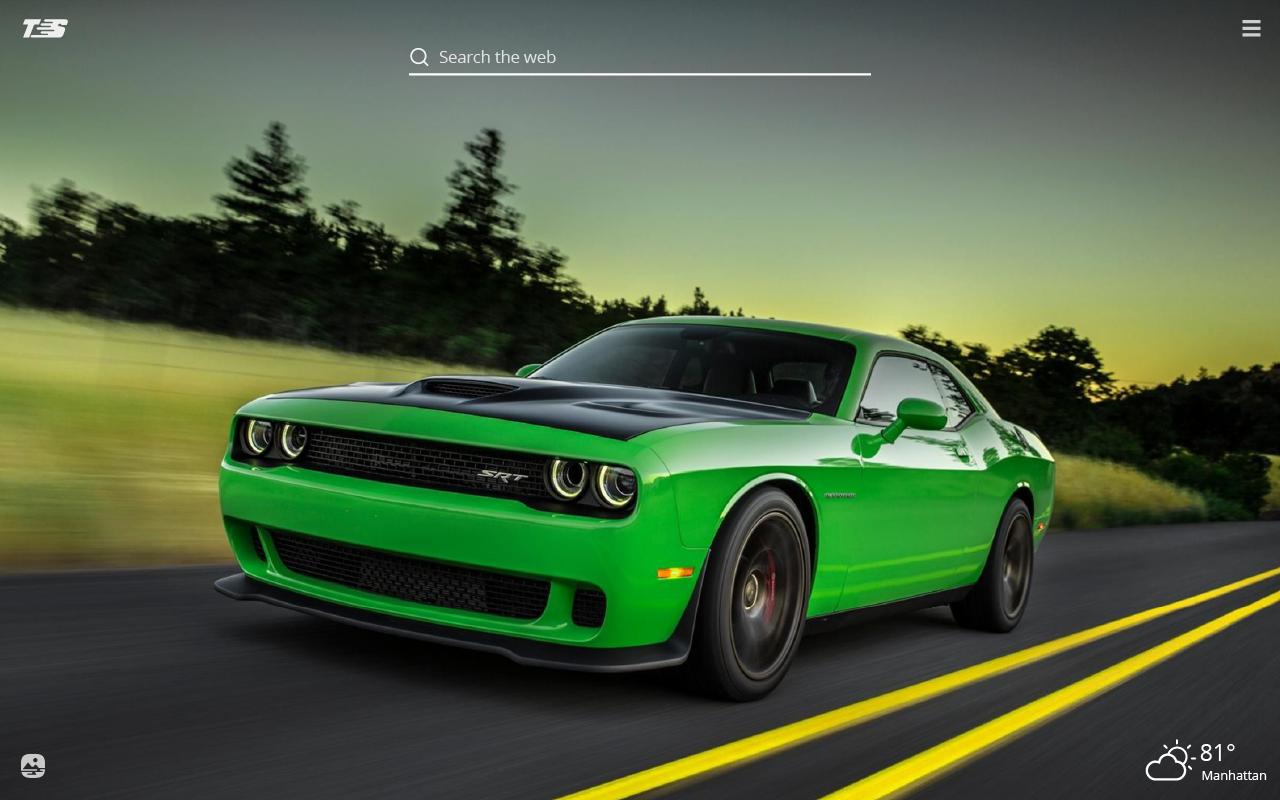 Dodge Challenger Srt Hellcat Hd Wallpapers Top Speed Motors