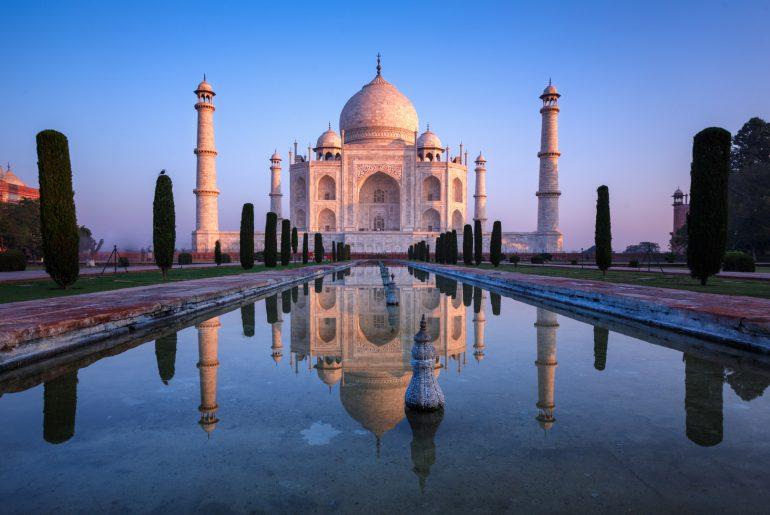 India travel destination