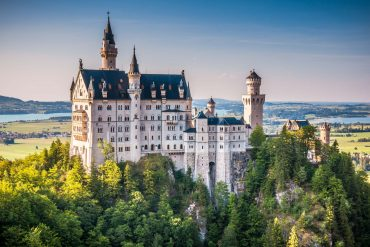 World monuments castle